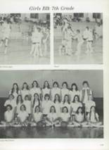1975 Clyde High School Yearbook Page 126 & 127
