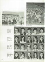 1975 Clyde High School Yearbook Page 132 & 133