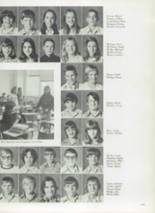 1975 Clyde High School Yearbook Page 134 & 135