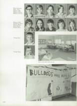 1975 Clyde High School Yearbook Page 136 & 137