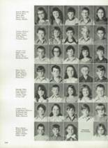1975 Clyde High School Yearbook Page 152 & 153
