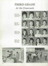 1975 Clyde High School Yearbook Page 154 & 155