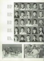 1975 Clyde High School Yearbook Page 156 & 157