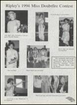 1994 Ripley High School Yearbook Page 30 & 31