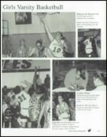 1999 Thurston High School Yearbook Page 154 & 155