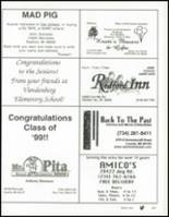 1999 Thurston High School Yearbook Page 272 & 273