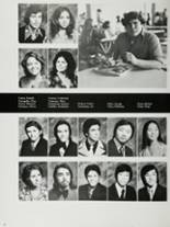 1975 Woodrow Wilson High School Yearbook Page 28 & 29