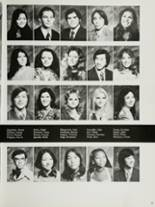 1975 Woodrow Wilson High School Yearbook Page 34 & 35