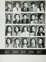 1975 Woodrow Wilson High School Yearbook Page 42 & 43