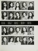 1975 Woodrow Wilson High School Yearbook Page 46 & 47