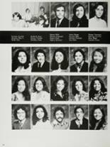 1975 Woodrow Wilson High School Yearbook Page 48 & 49
