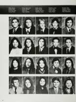 1975 Woodrow Wilson High School Yearbook Page 50 & 51