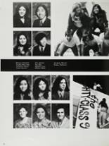 1975 Woodrow Wilson High School Yearbook Page 52 & 53