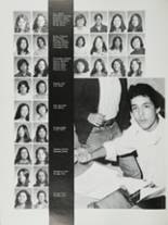 1975 Woodrow Wilson High School Yearbook Page 84 & 85