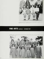 1975 Woodrow Wilson High School Yearbook Page 90 & 91