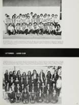 1975 Woodrow Wilson High School Yearbook Page 92 & 93