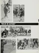 1975 Woodrow Wilson High School Yearbook Page 130 & 131