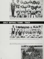 1975 Woodrow Wilson High School Yearbook Page 136 & 137