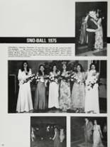 1975 Woodrow Wilson High School Yearbook Page 140 & 141
