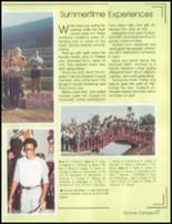 1984 Mesa High School Yearbook Page 20 & 21