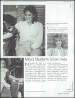 1984 Mesa High School Yearbook Page 44 & 45