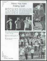 1984 Mesa High School Yearbook Page 54 & 55