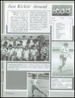 1984 Mesa High School Yearbook Page 108 & 109
