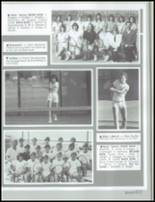 1984 Mesa High School Yearbook Page 110 & 111