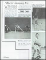 1984 Mesa High School Yearbook Page 112 & 113