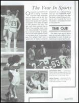 1984 Mesa High School Yearbook Page 114 & 115
