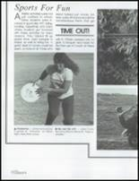 1984 Mesa High School Yearbook Page 116 & 117