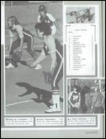 1984 Mesa High School Yearbook Page 126 & 127
