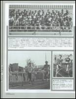 1984 Mesa High School Yearbook Page 130 & 131