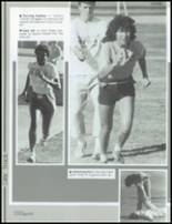 1984 Mesa High School Yearbook Page 132 & 133