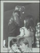 1984 Mesa High School Yearbook Page 138 & 139