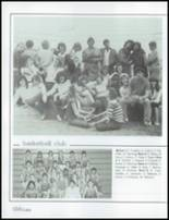 1984 Mesa High School Yearbook Page 142 & 143
