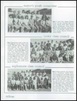 1984 Mesa High School Yearbook Page 146 & 147