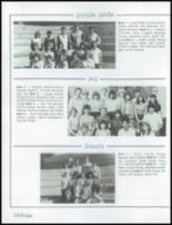 1984 Mesa High School Yearbook Page 148 & 149