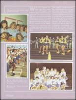 1984 Mesa High School Yearbook Page 154 & 155