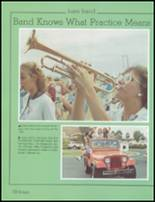 1984 Mesa High School Yearbook Page 158 & 159