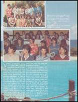 1984 Mesa High School Yearbook Page 162 & 163