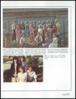 1984 Mesa High School Yearbook Page 168 & 169
