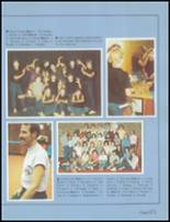 1984 Mesa High School Yearbook Page 174 & 175