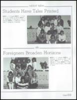 1984 Mesa High School Yearbook Page 186 & 187