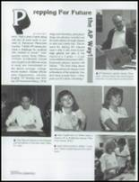 1984 Mesa High School Yearbook Page 204 & 205