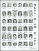 1984 Mesa High School Yearbook Page 224 & 225