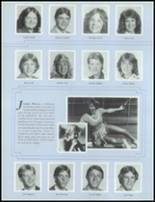 1984 Mesa High School Yearbook Page 252 & 253