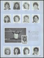 1984 Mesa High School Yearbook Page 254 & 255