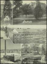 1951 Mt. St. Michael Academy Yearbook Page 12 & 13