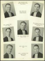 1951 Mt. St. Michael Academy Yearbook Page 20 & 21